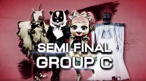 The Mask Singer 3 หน้ากากนักร้อง 16 พ.ย. 60 รอบ Semi Final Group C